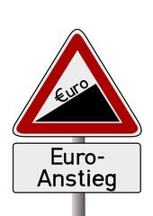 Euro-Anstieg