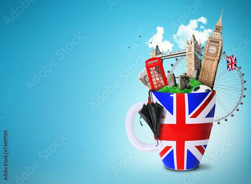 Britain cup - 74449168