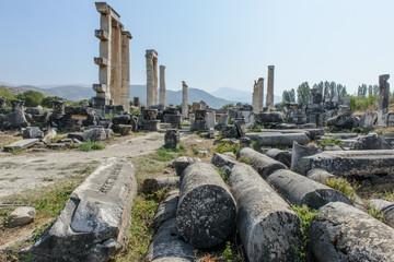 Turchia, Afrodisia rovine