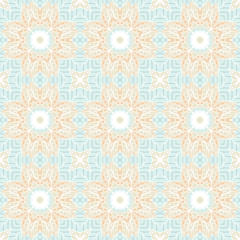 Seamless pattern. Light colors.