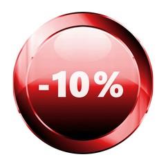 -10% Button