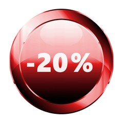 -20% Button
