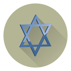 the six-pointed Star of David