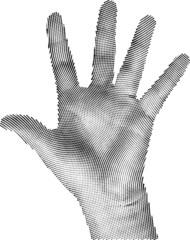 Raster Hand