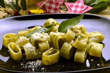 Pesto alla genovese البيستو Песто 香蒜醬 Expo Milano 2015 food