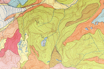 Map Topographical