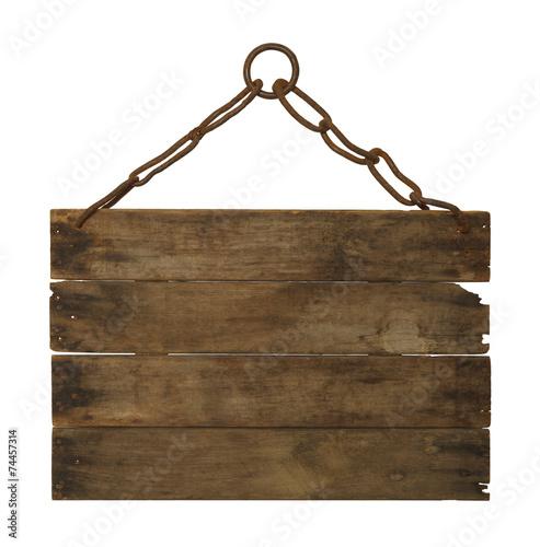 Hanging Sign - 74457314