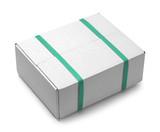 White Box Green Straps