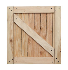 Wood Crate Top