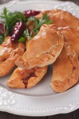 Empanadas, Latin American mini pie