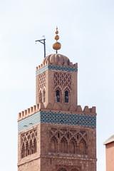 Marokko, Marrakesh, Koutoubia-moskee