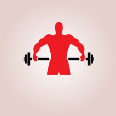 Bodybuilding business man power 2