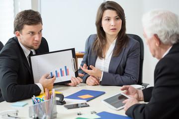 Analyzing business columns