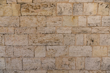 Wall of church has stood the test of time