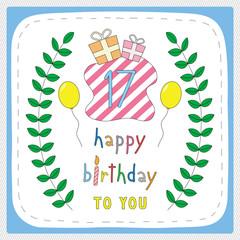 Happy birthday17