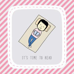 It s time to read1