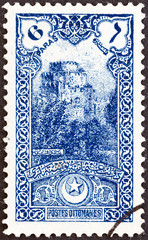 Seven Towers Castle, Yedikule (Turkey 1914)