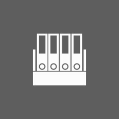 office folders icon