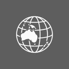 oceania continent icon