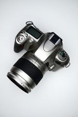 Photocamera Nikon F55 in private collection on November 23, 2014