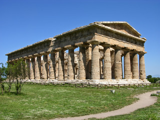 A Greek Temple in South Italy