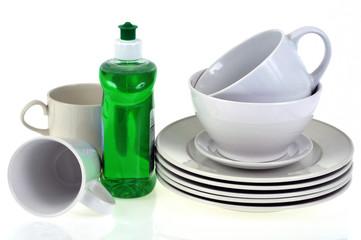 Vaisselle et produit vaisselle