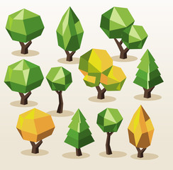 Tree Isometric set.