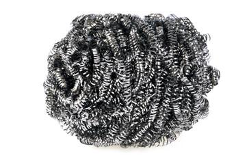 Spirale inox pour vaisselle difficile
