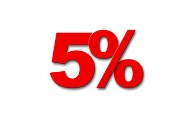 Grafik 5 Prozent