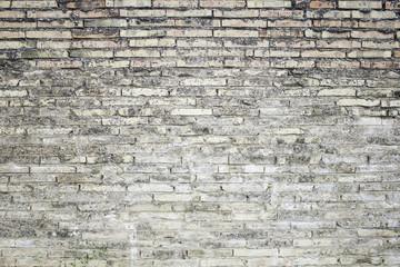 Old bricks impaired