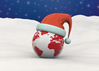 Christmas World - 3d