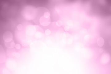 pink sparkle blur background