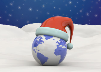 Christmas World - 3d