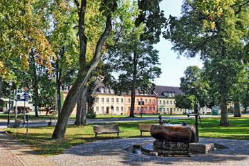 Rheinsberg Brunnen