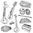 Indian instruments - 74480993