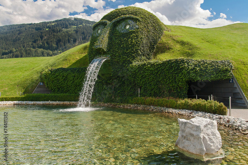 Kristallwelten fountain - 74481382