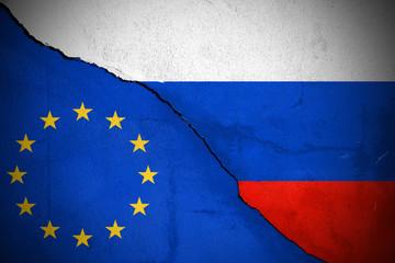 Bruch zwischen EU und Russland (EU versus Russia)