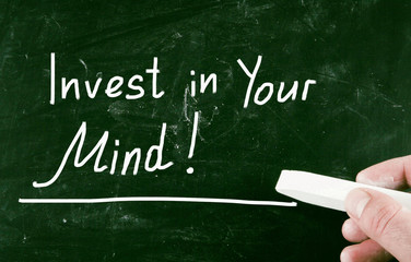 invest in your mind!