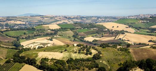 Landscape of Marche