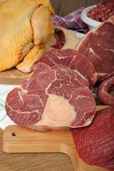carne cruda ossobuco