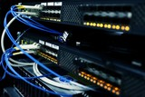 telecommunication devices in the data center - 74486335