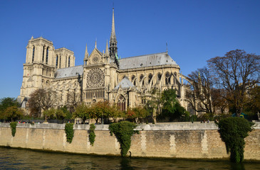 France, the picturesque city of Paris