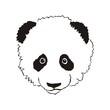 Постер, плакат: панда