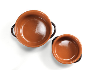 Ciotole in terracotta