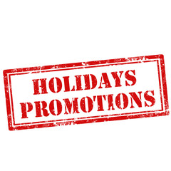 Holidays Promotions-stamp