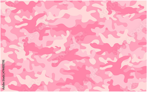 Girly camouflage