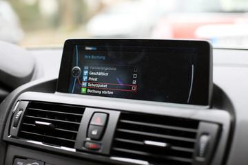 Display Fahrzeugsystem