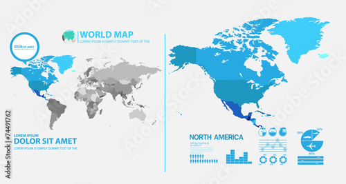 map infographic - 74491762