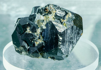 andradite (black Garnet)
