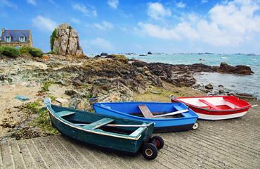 barques bretonnes